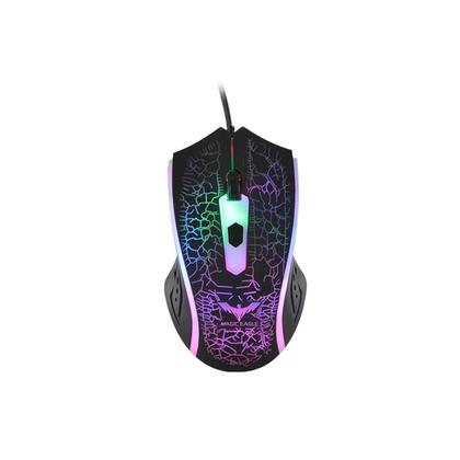 Havit HV-MS736 Wired USB2.0 Gaming Mouse with LED, Black