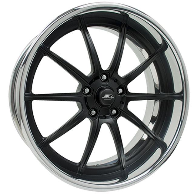Billet Specialties MT60812Custom G-Spec Concave Shallow Wheel 18x12