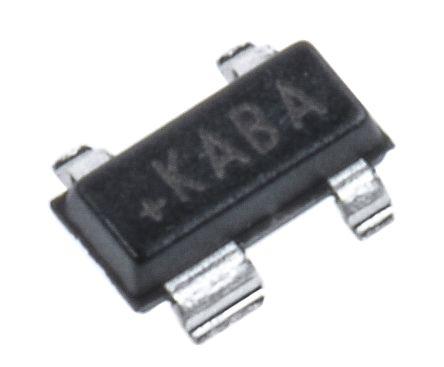 Maxim Integrated Maxim MAX6816EUS+T, Bounce Eliminator Circuit, 2.7 V to 5.5 V, 4-Pin SOT-143