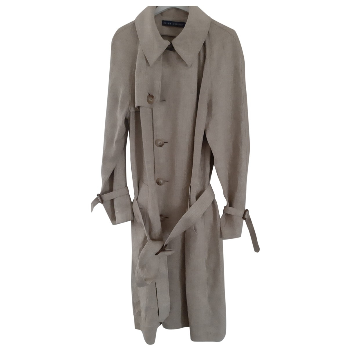 Ralph Lauren \N Linen coat for Women 10 US