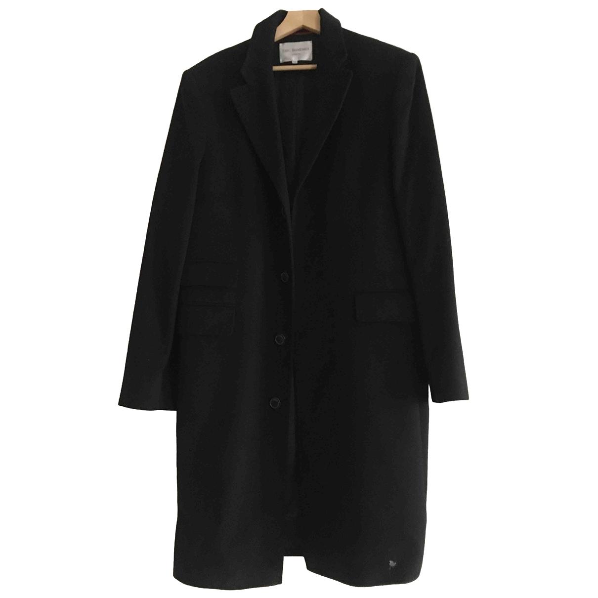 Eric Bompard \N Navy Cashmere coat  for Men 54 FR