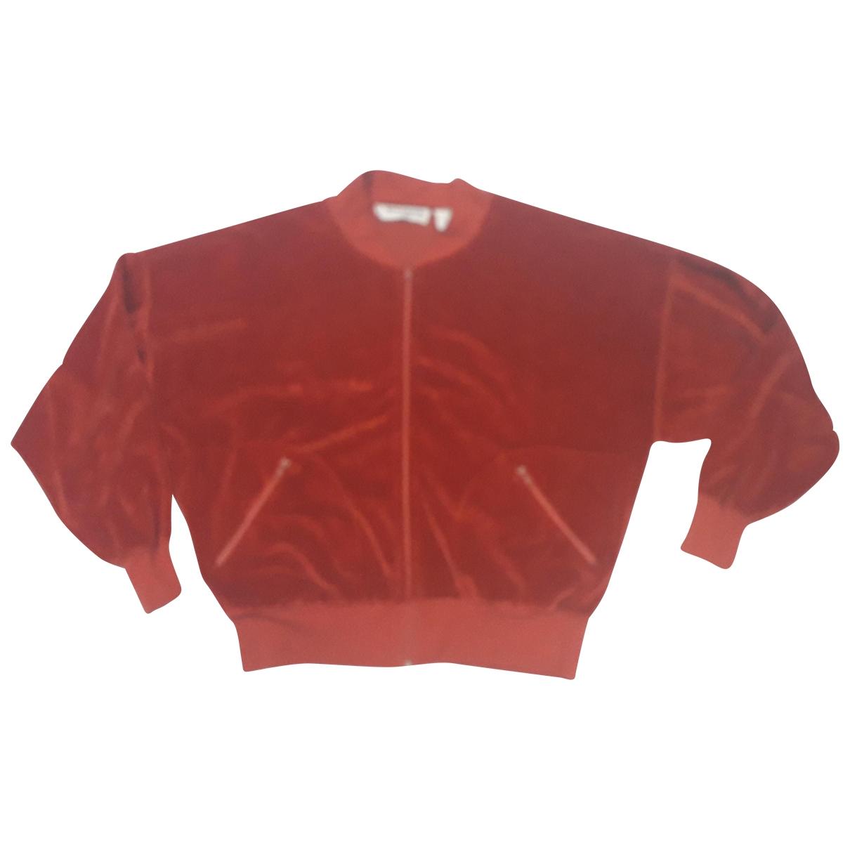 Sonia Rykiel \N Orange Cotton Knitwear for Women M International