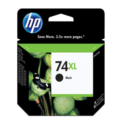 HP 74XL CB336WN Original Black Ink Cartridge High Yield