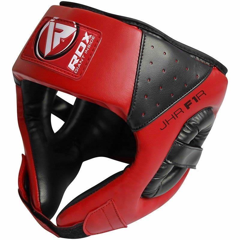 RDX F1 Kids Boxing Sparring Headgear Open Face