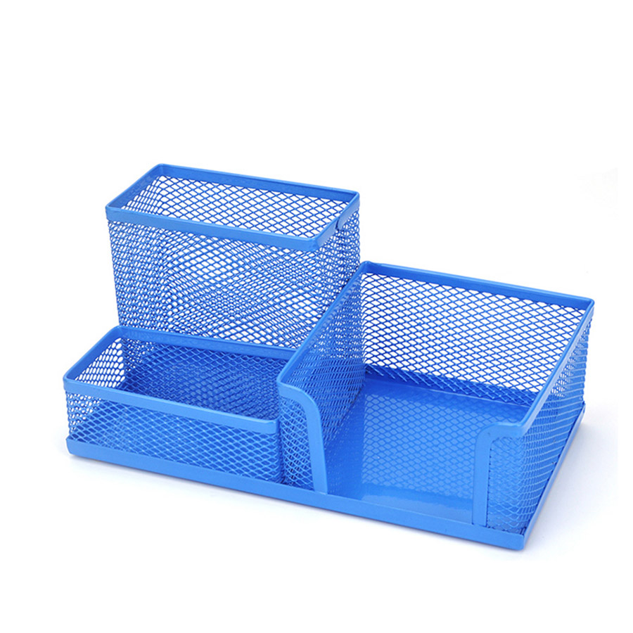 Office Stationery Korean Style Multifunction High Capacity Storage Box