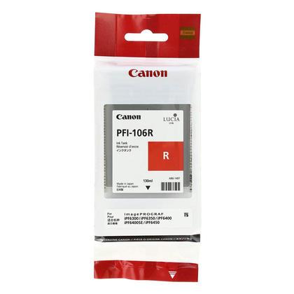 Canon PFI-106R 6627B001AA cartouche d'encre originale rouge