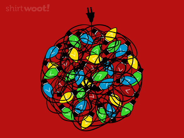 It's The Circle Of Lights T Shirt