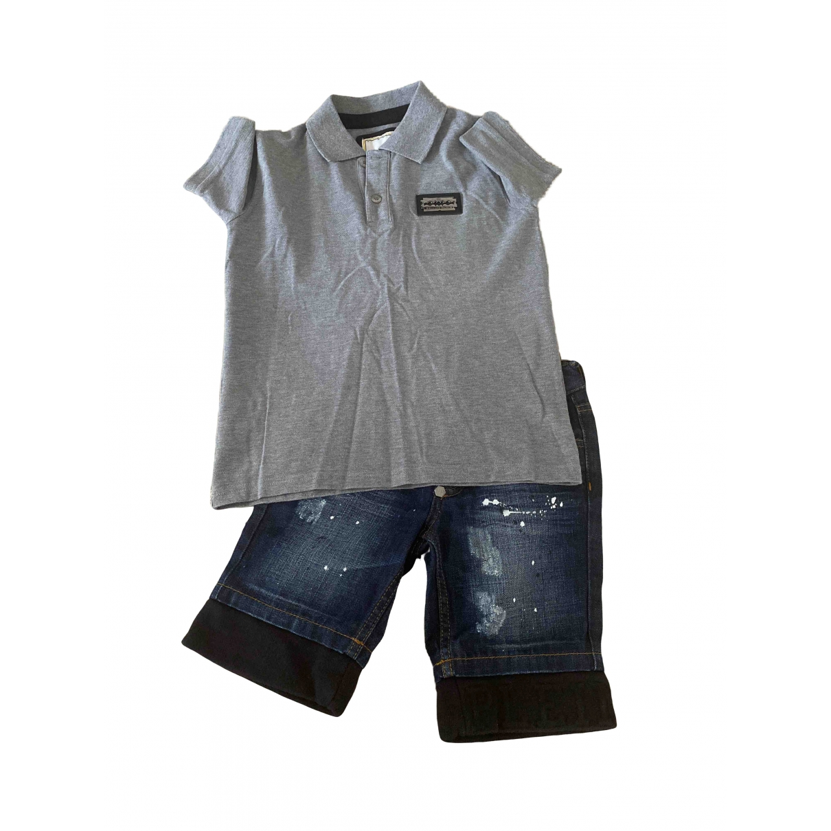 Philipp Plein \N Multicolour Cotton Outfits for Kids 8 years - up to 128cm FR