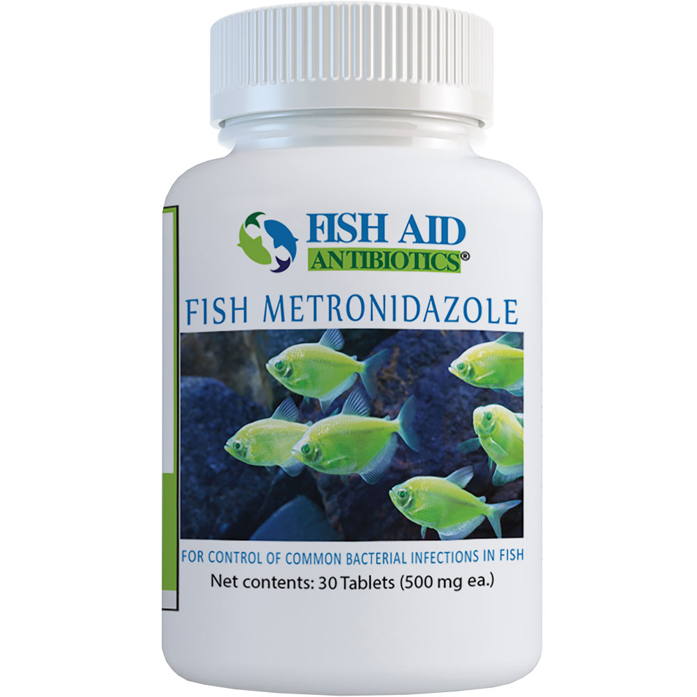 Metronidazole Tablets 500mg (30 Tablets)