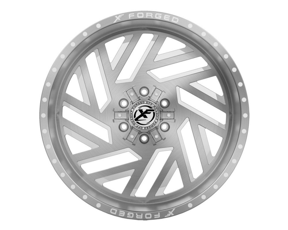 XF Off-Road XFX-304 Wheel 20x9 6x135|6x139.7 0mm Brushed Milled