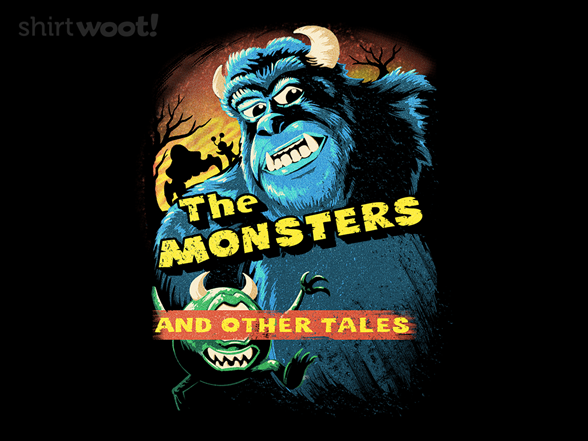 The Monsters T Shirt