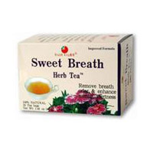 Sweet Breath Tea 20 Bg by Health King