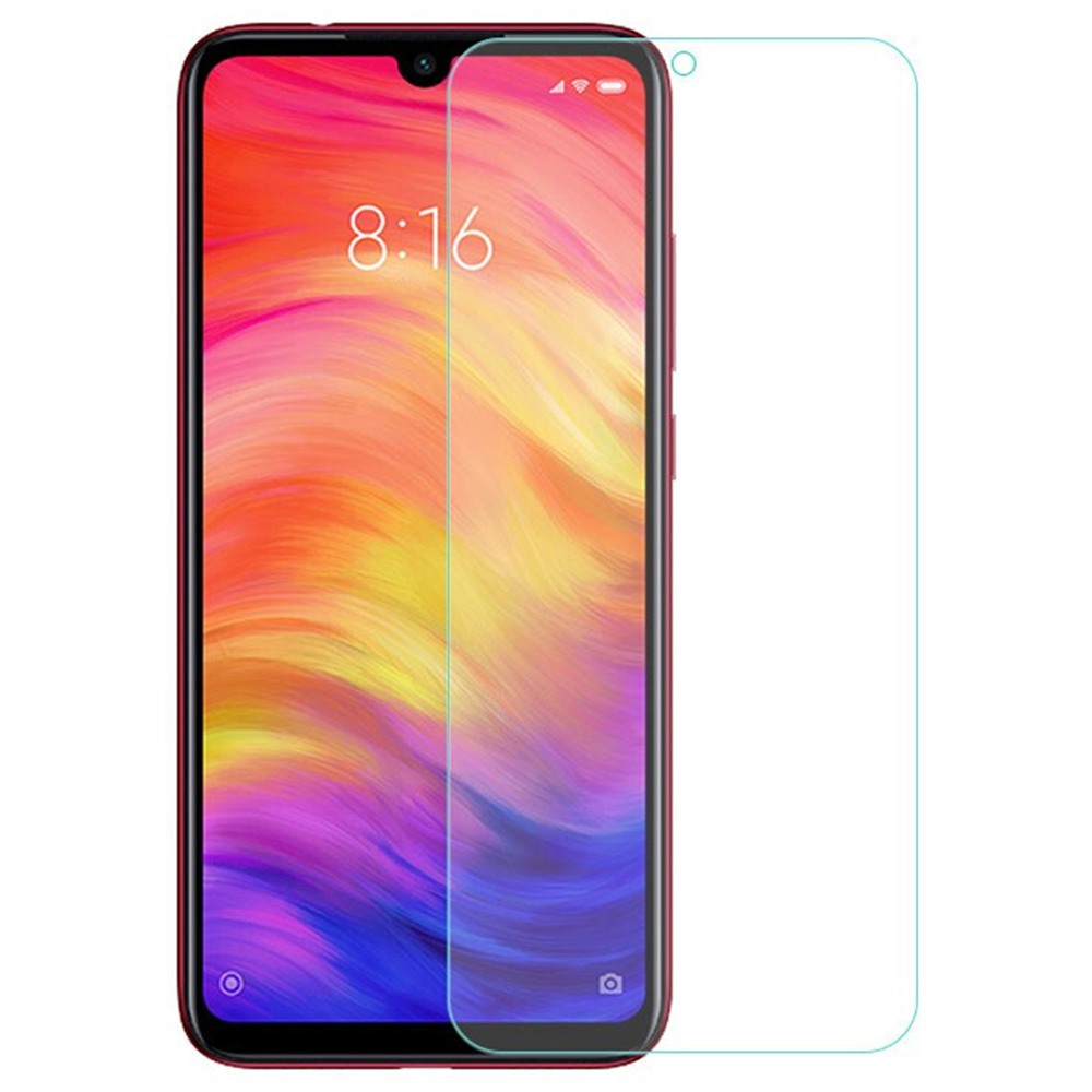 Tempered Glass 2.5D Arc Screen Protective 0.3mm Glass Film Screen Protector For Redmi NOTE 7 - Transparent