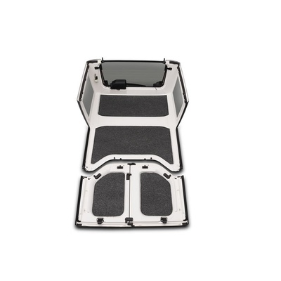 BedRug Hardtop Headliner Kit for Wrangler JLU - HLJL184DRK