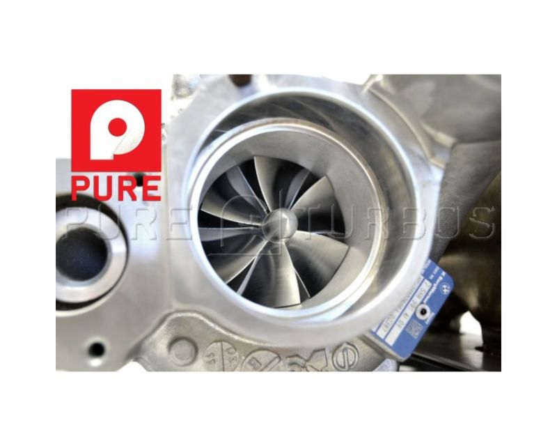 Pure Turbos PRSTG2-TRBO-BMWM2EWG Upgrade Turbos Stage 2 BMW M2 N55 EWG