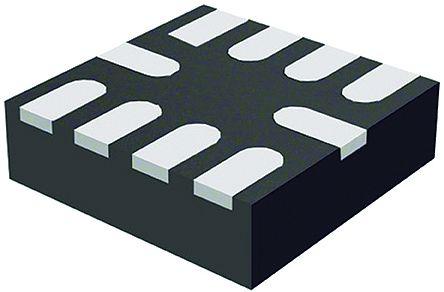 Vishay DG2735ADN-T1-GE4 , Analogue SPDT Switch Dual SPDT, 1.65 → 5.5 V, 10-Pin miniQFN (3000)