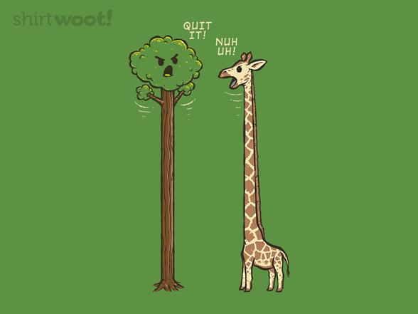 Evolution Is A Jerk T Shirt