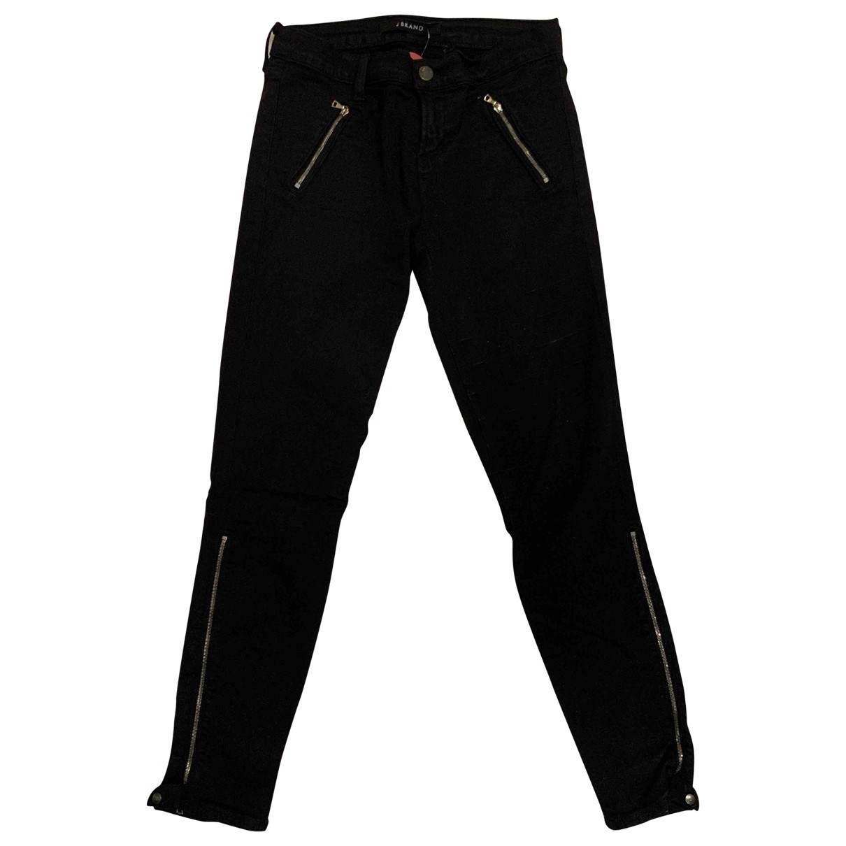 J Brand \N Black Denim - Jeans Jeans for Women 26 US