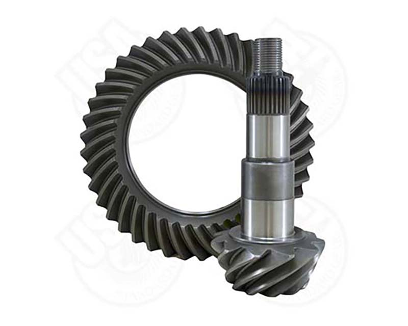 GM Ring and Pinion Gear Set GM 8.25 Inch IFS Reverse Rotation In a 4.11 Ratio USA Standard Gear ZG GM8.25-411R