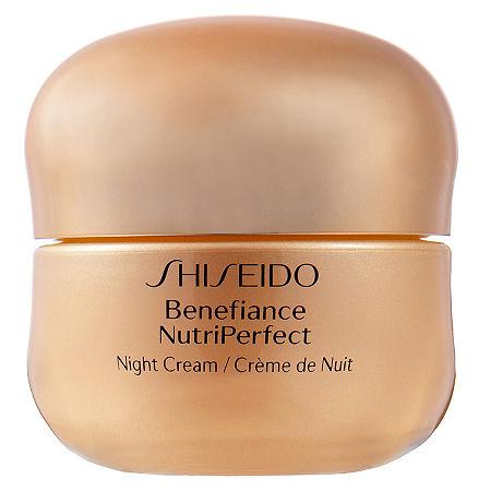 Shiseido Benefiance Nutriperfect Night Cream, One Size , No Color Family