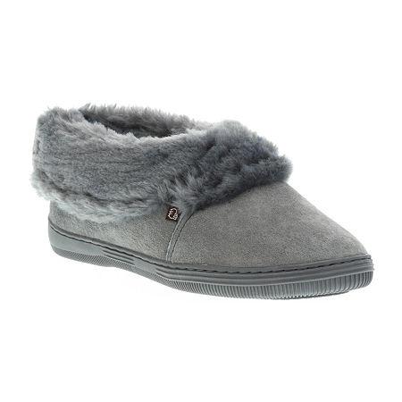 Lamo Womens Carmen Ii Booties Flat Heel, 8 Medium, Gray