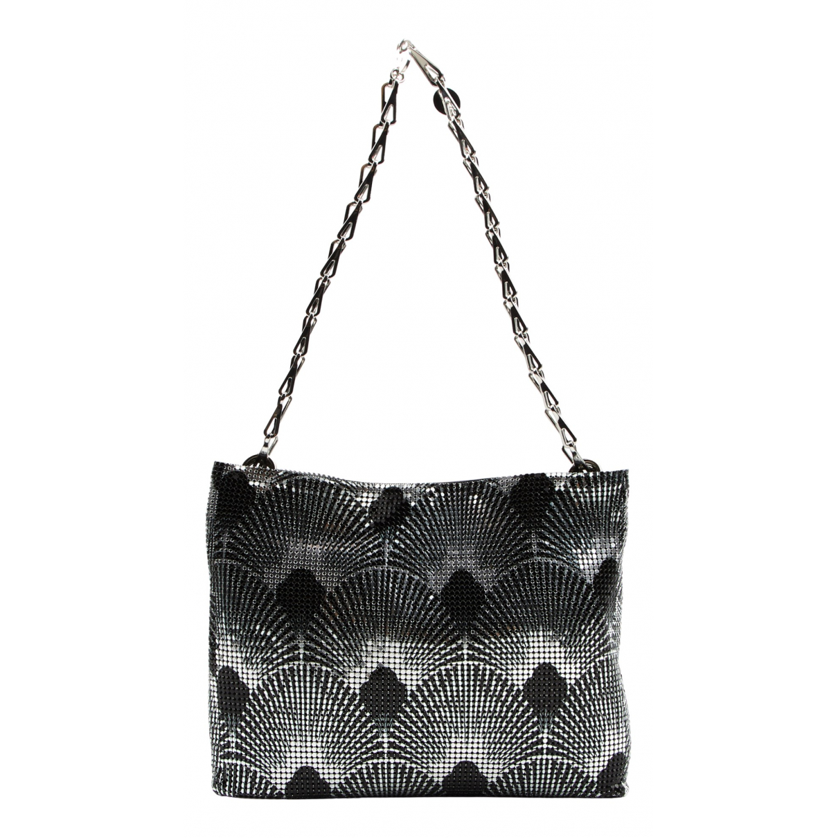 Paco Rabanne \N Silver Metal handbag for Women \N