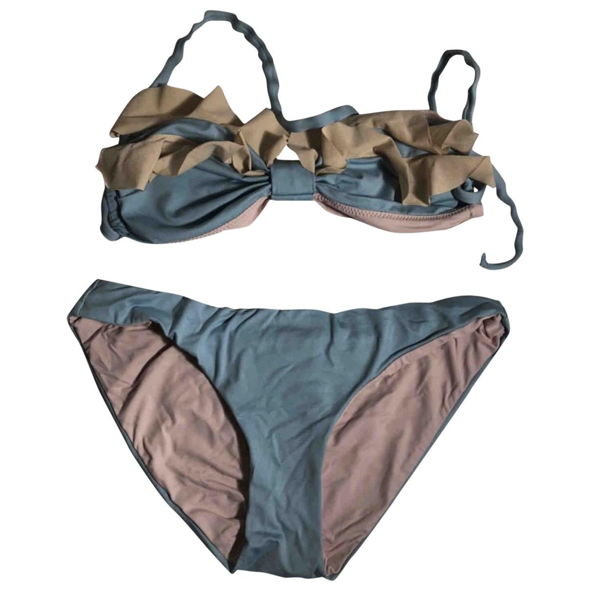Marysia \N Blue Swimwear for Women XS International