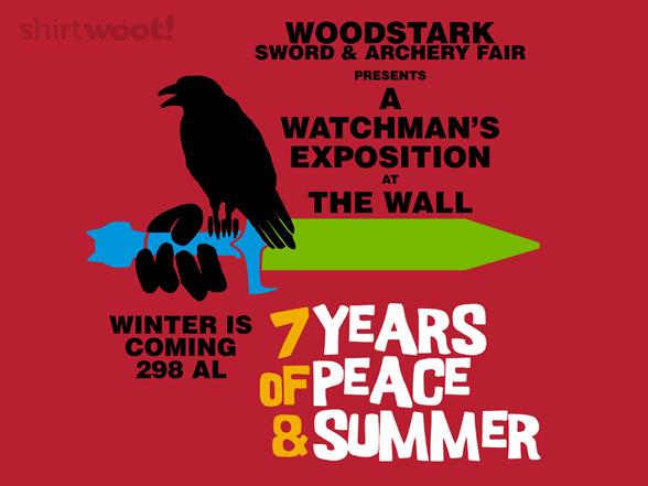 Woodstark T Shirt