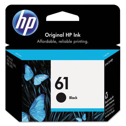 HP 61 CH561WN cartouche d'encre originale noire