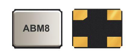 Abracon 16MHz Crystal Unit ±10ppm SMD 4-Pin 3.2 x 2.5 x 0.8mm (1000)