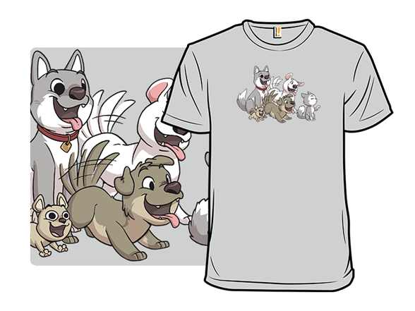 Play With Us! T Shirt