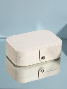 1pc Jewelry Storage Box