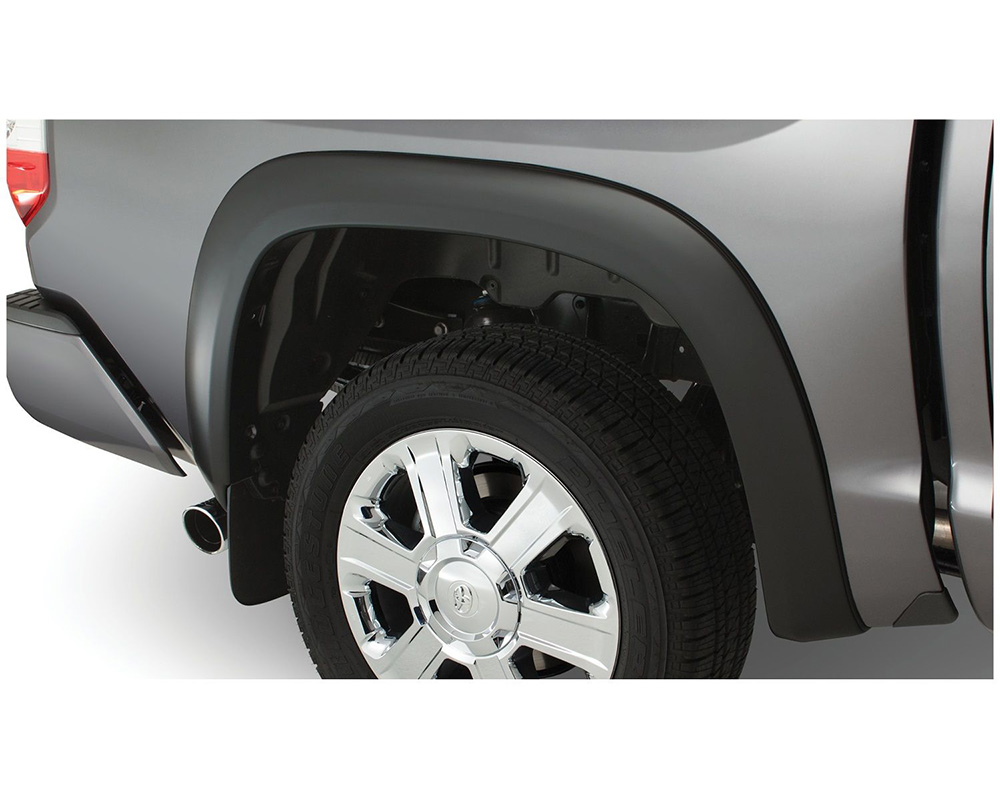BUSHWACKER - FENDER FLARES OE STYLE 4PC Toyota Tundra Front and Rear 2007-2013
