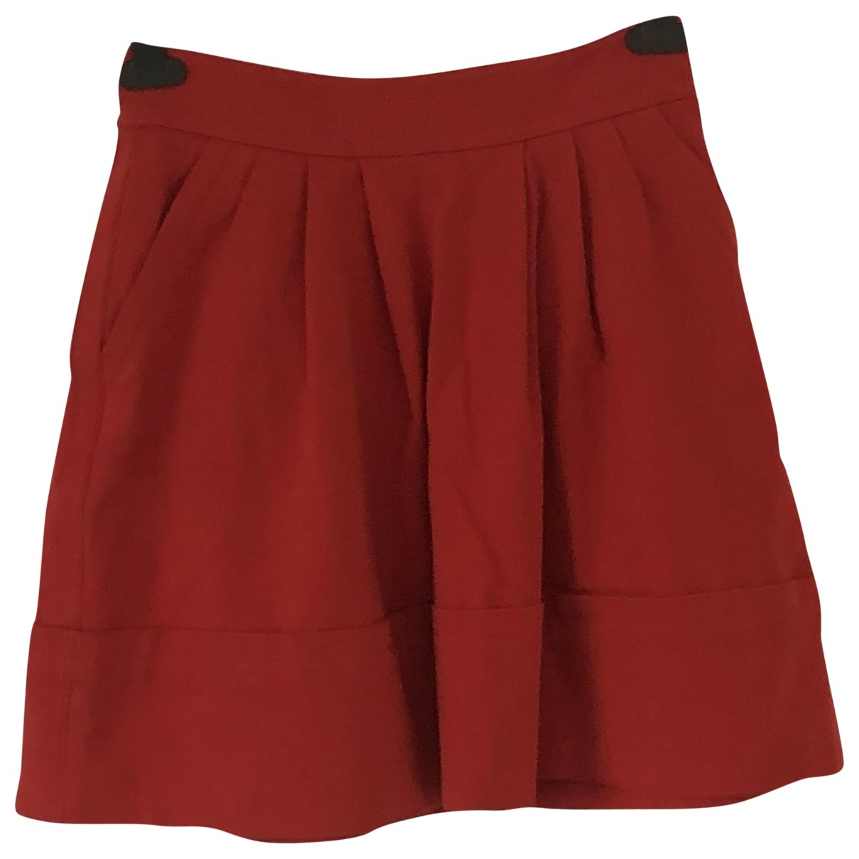 Marc By Marc Jacobs \N Red skirt for Women XS International