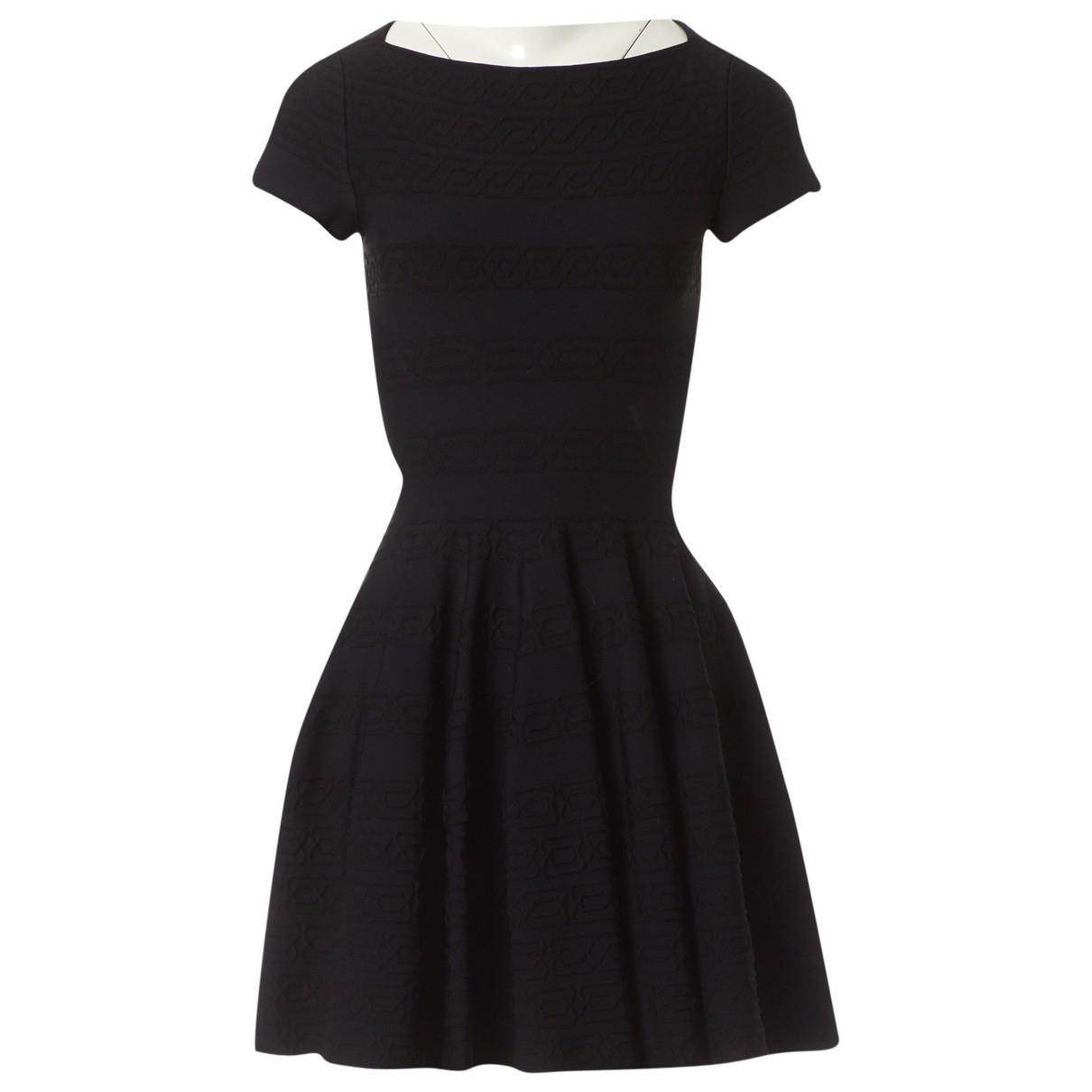 Alaïa \N Black dress for Women 38 FR