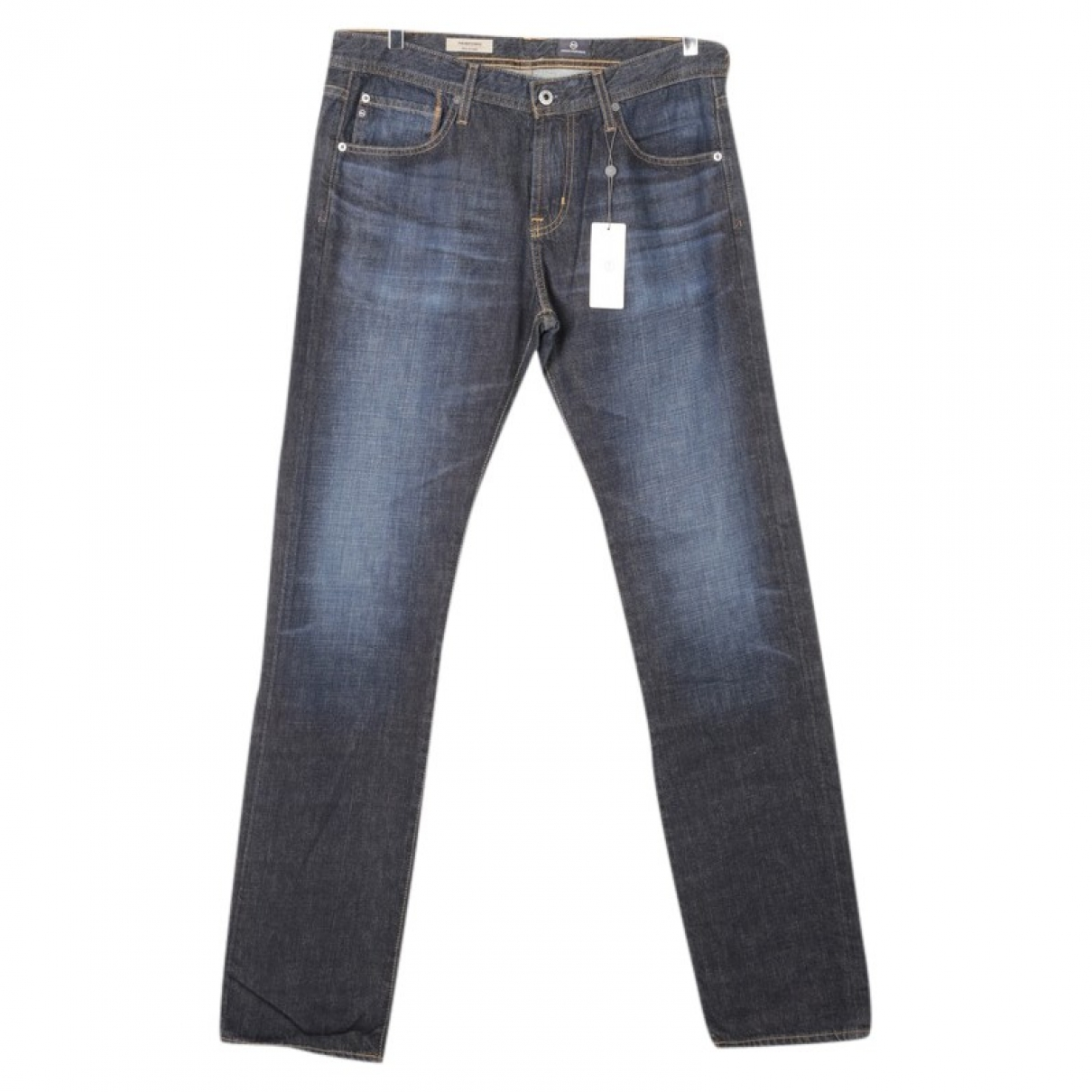 Ag Jeans \N Blue Cotton Jeans for Women 29 US