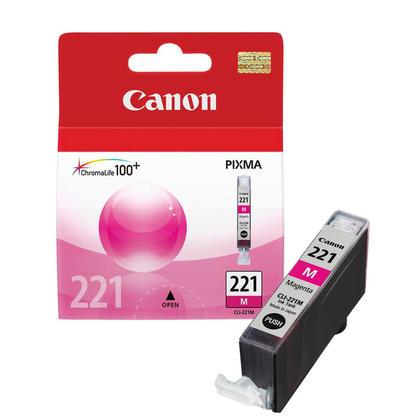 Canon CLI-221M 2948B001 cartouche d'encre originale magenta