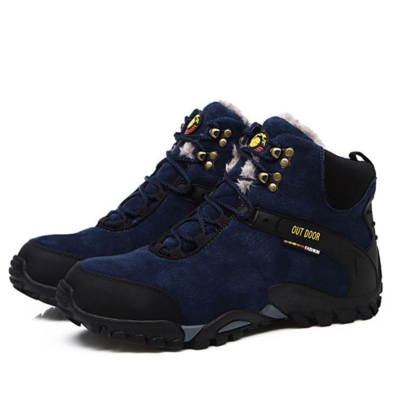 Ericdress Round Toe High-Cut Upper Men's Boots