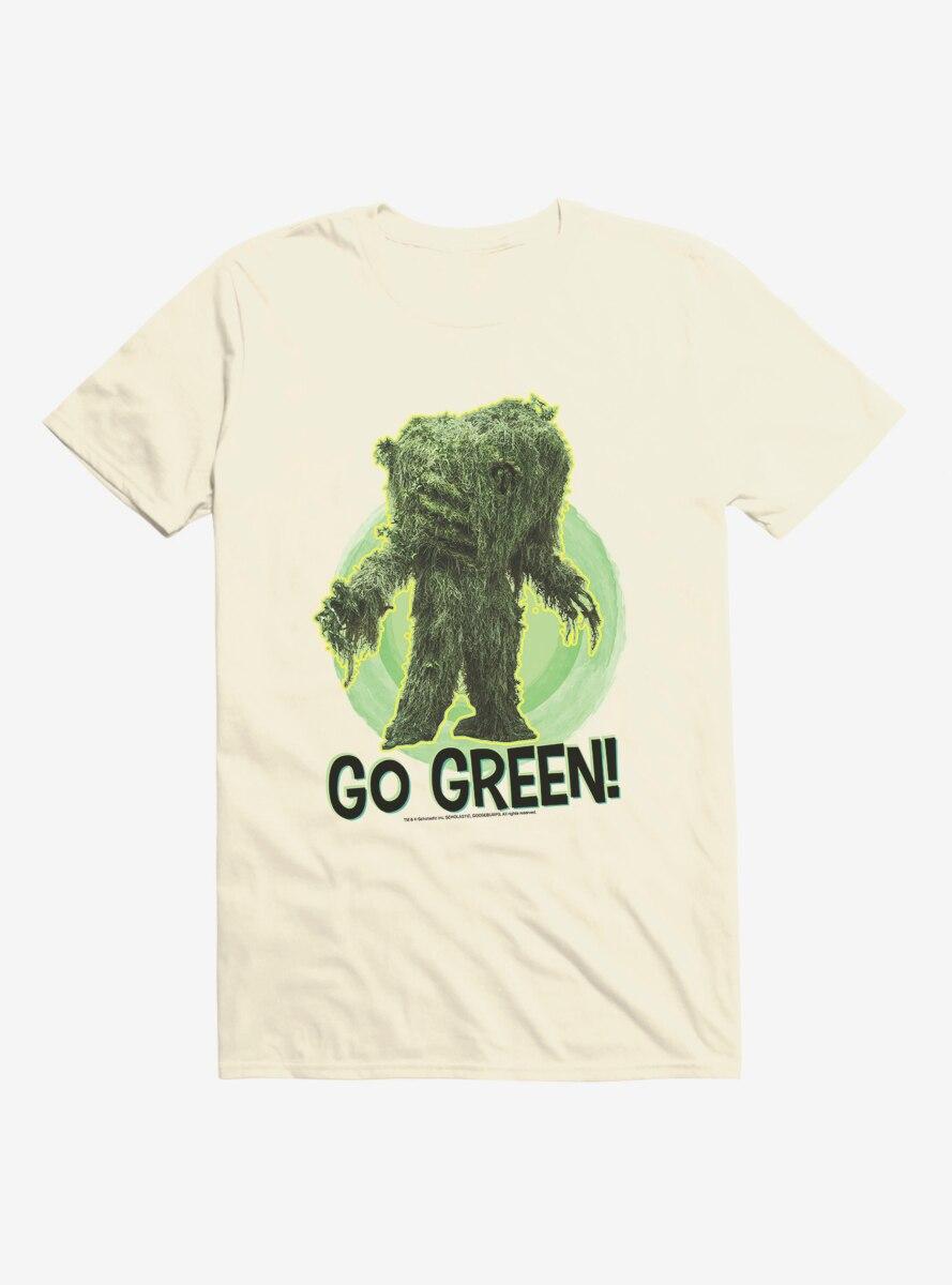 Goosebumps Go Green T-Shirt