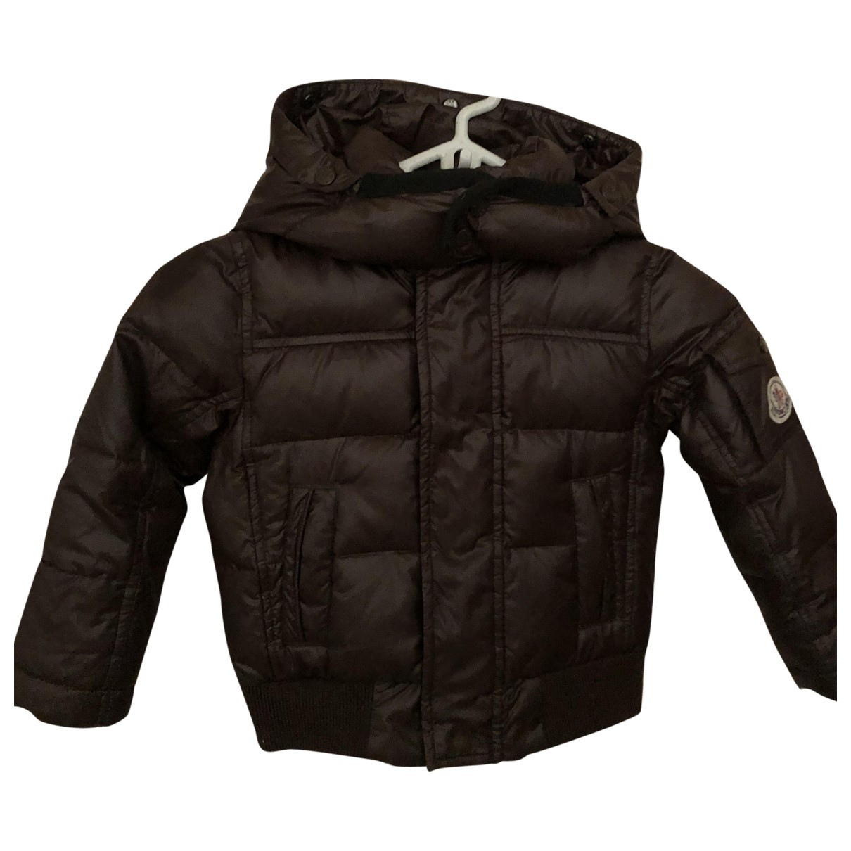 Moncler \N Brown jacket & coat for Kids 2 years - up to 86cm FR