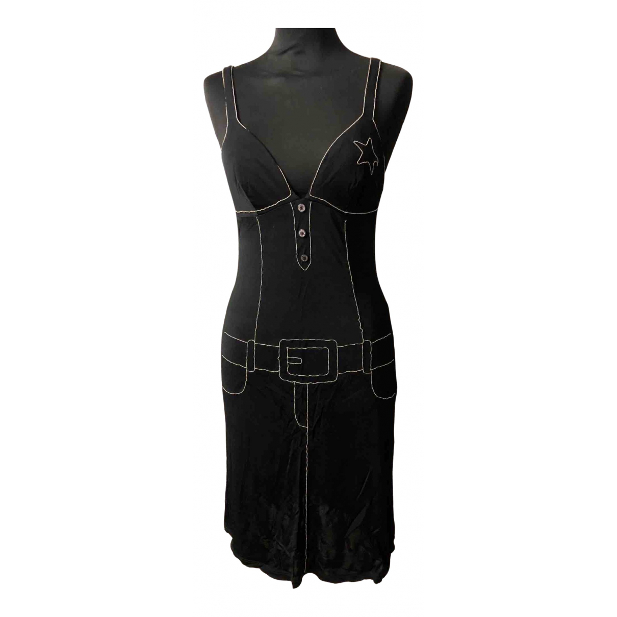 Moschino Cheap And Chic \N Black dress for Women 40 IT