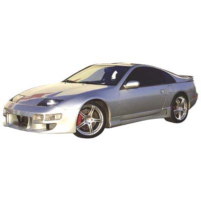 Stillen 1030032 GTZ-R Driver Side Rocker Nissan 300ZX (2 seater) 90-96
