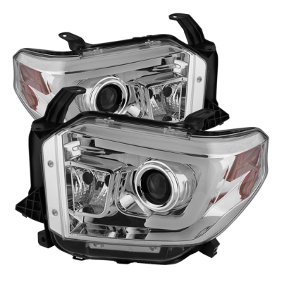 Spyder Auto Group Projector Headlights - 5080141
