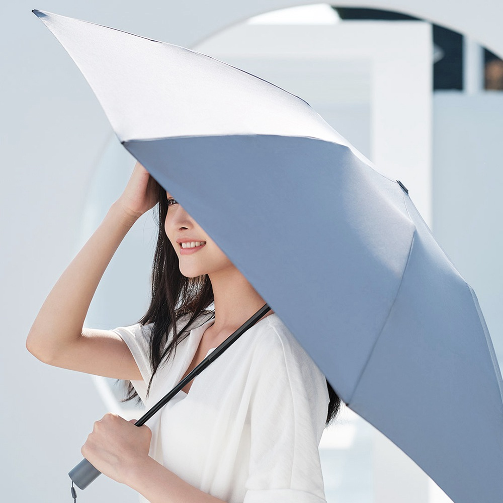 90FUN  Fully automatic reverse folding lighting umbrella