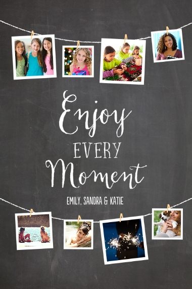 Everyday 12x18 Poster, Home Décor -Enjoy Every Moment