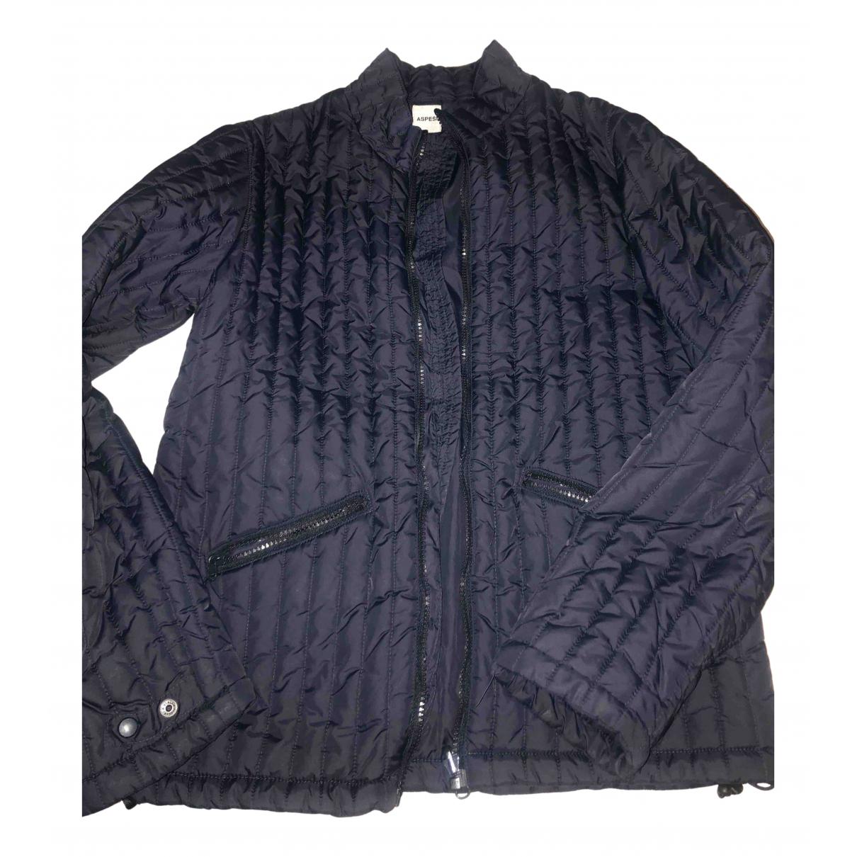 Aspesi N Blue jacket & coat for Kids 14 years - S UK