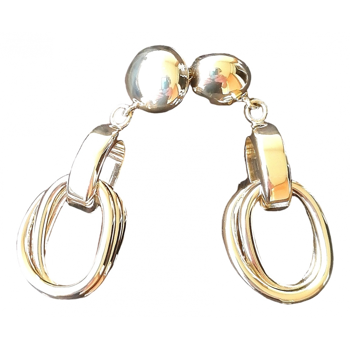 Tara Jarmon \N Gold Metal Earrings for Women \N
