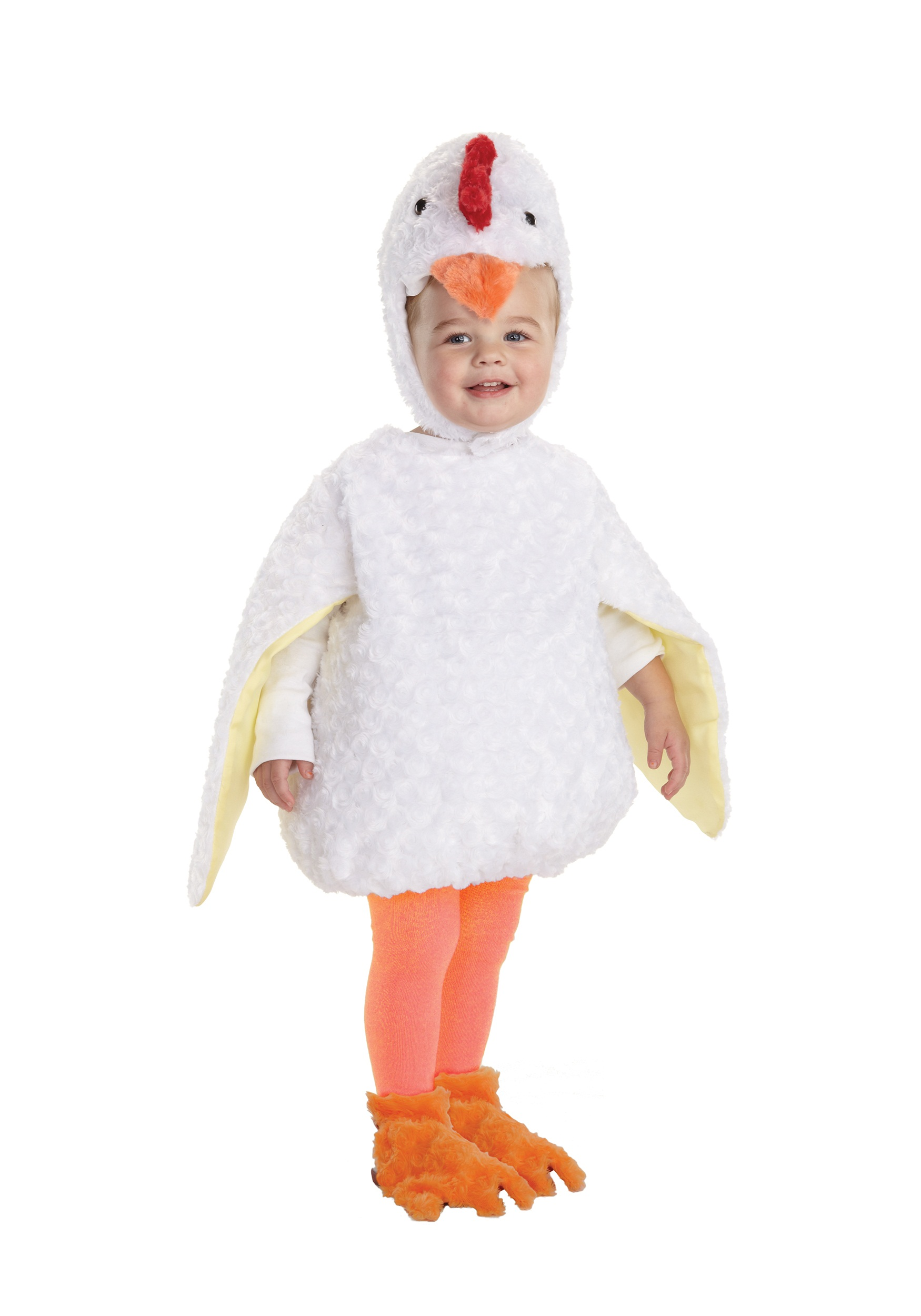 Chicken Costume for Toddler's
