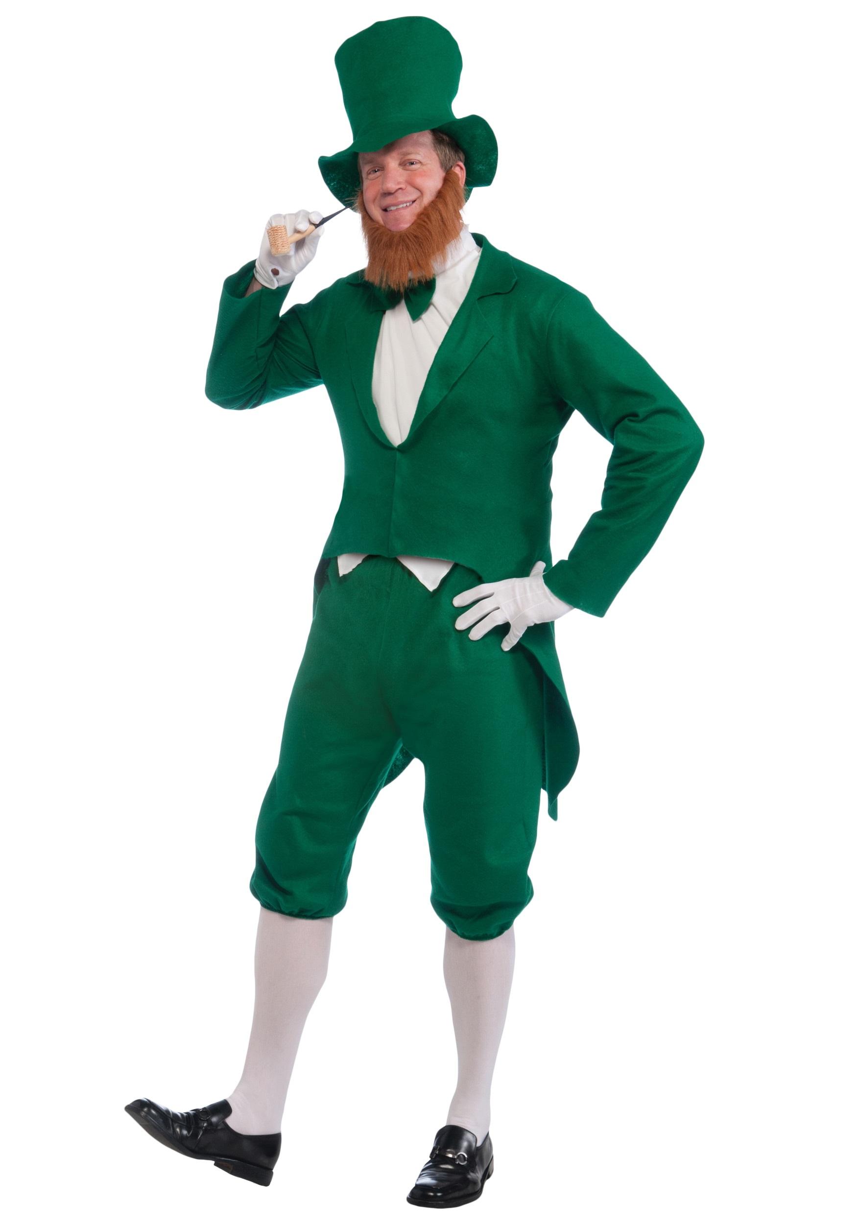 Leprechaun Costume for Men