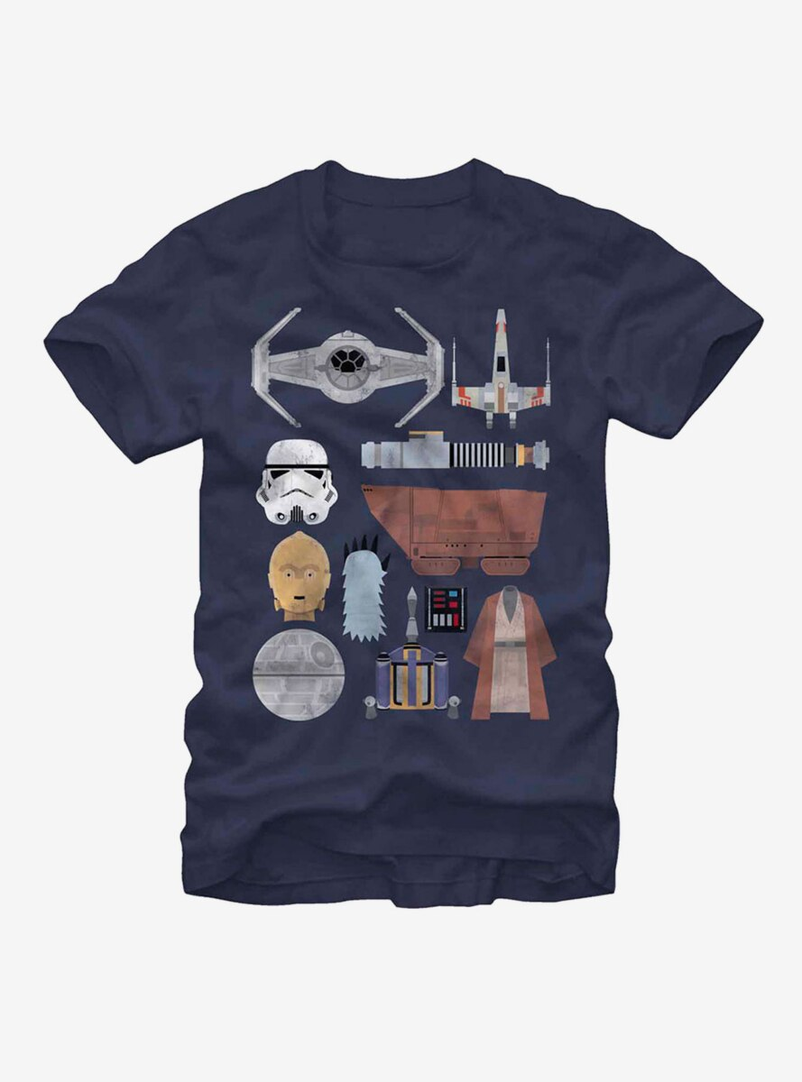 Star Wars New Hope Essentials T-Shirt